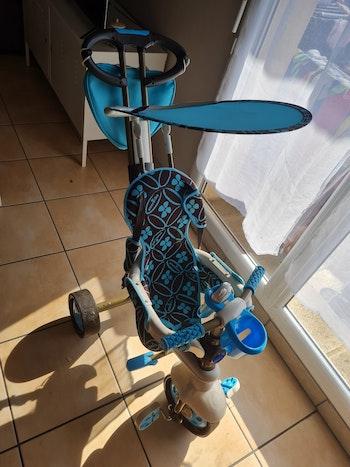 Tricycle 3en1