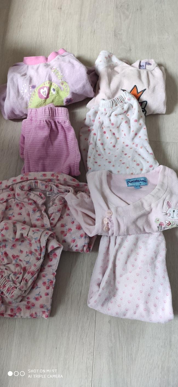 Lot pyjamas hiver