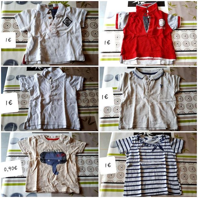 Vêtements 6 mois garçon
