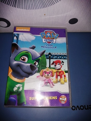 DVD paw patrol - Super chien