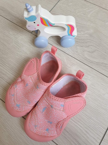 Chaussons fille taille 24
