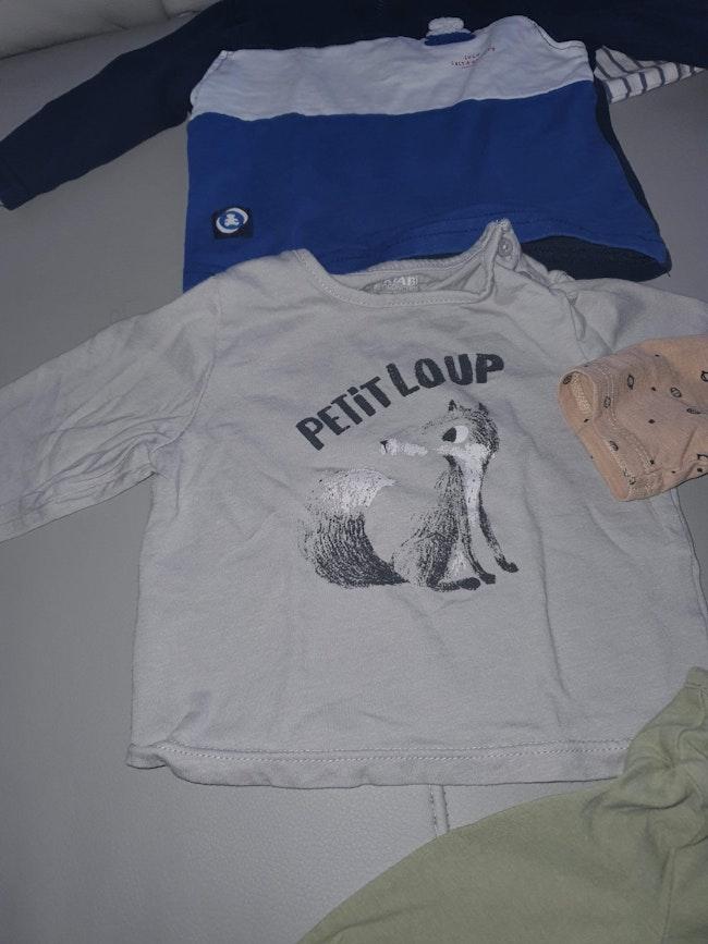 Lot Tee-shirts garçon