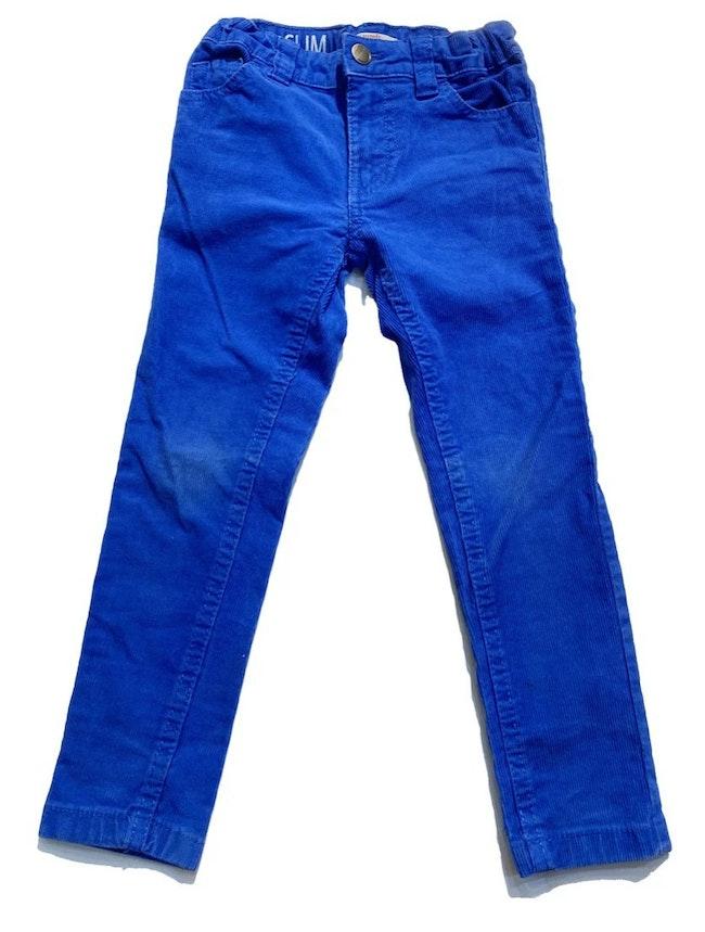 Pantalon bleu 4 ans