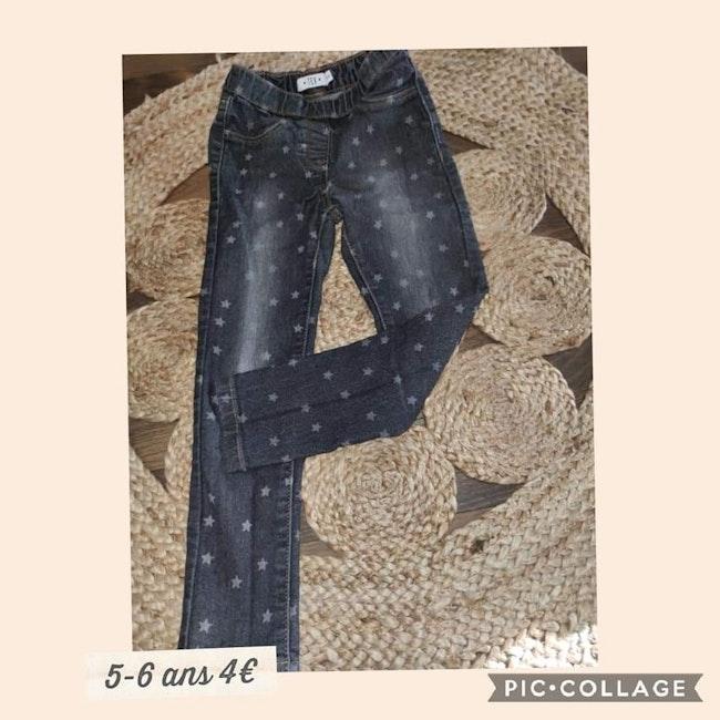 Pantalon 5_6 ans