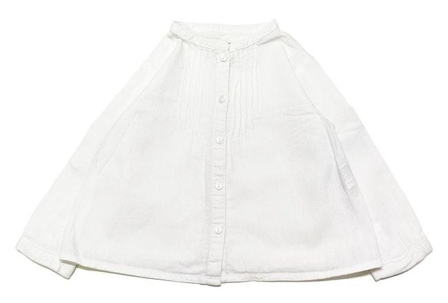 Chemise blanc 12 mois