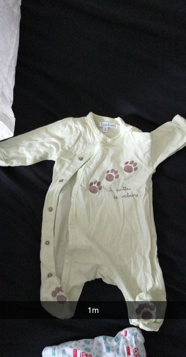 pyjama bebe