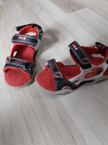 Sandales cars