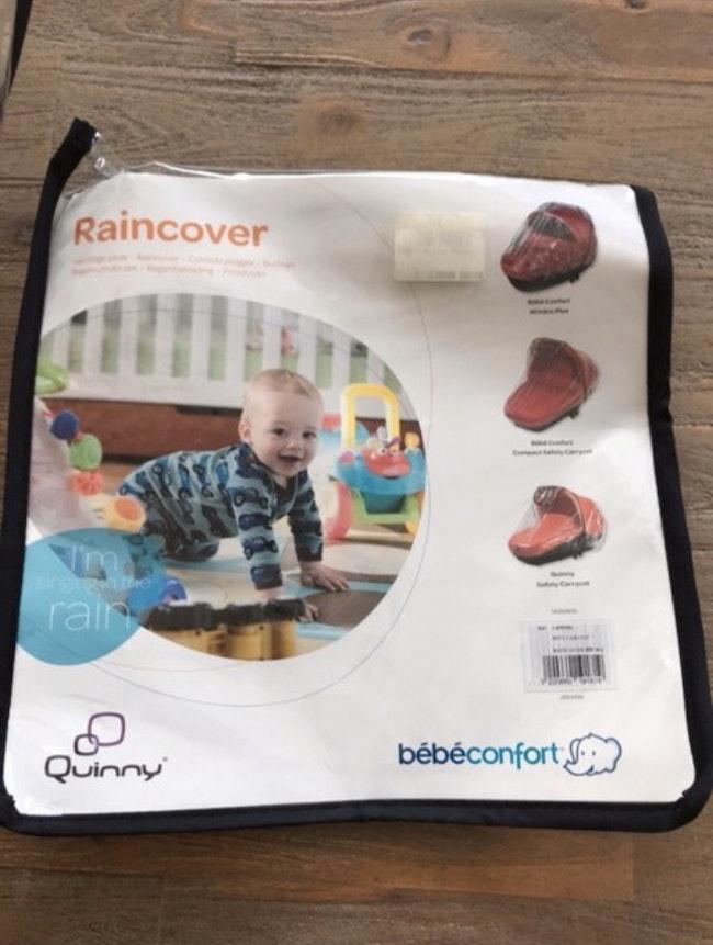 Habillage pluie nacelle bébé confort
