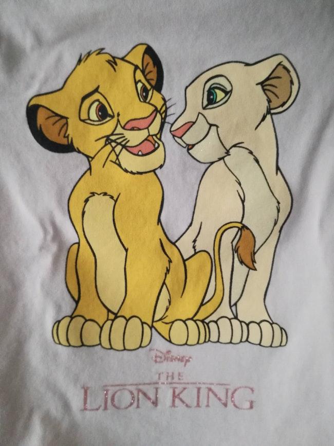 Tee shirt Roi Lion