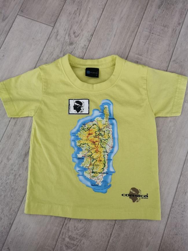 T shirt Corse neuf 2 ans