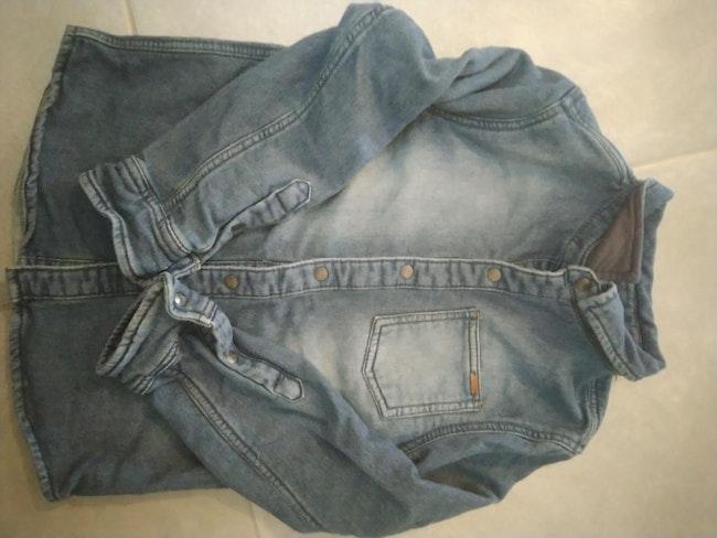 Chemise jeans creeks