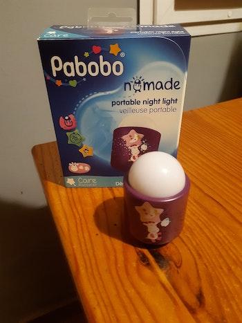Veilleuse nomade Pabobo