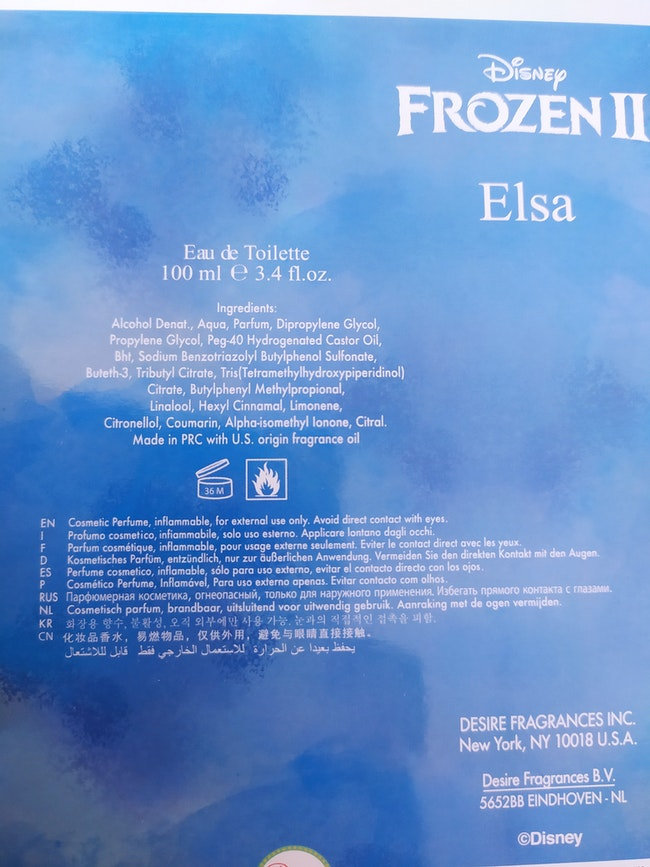 Coffret Elsa