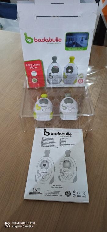 Babyphone Badabulle