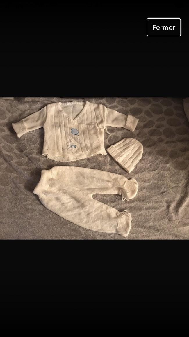 Ensemble brassiere pantalon
