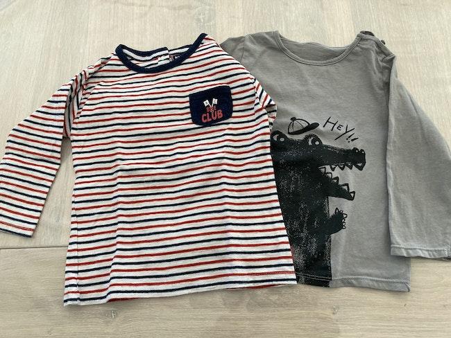 Tee-shirts manche longues