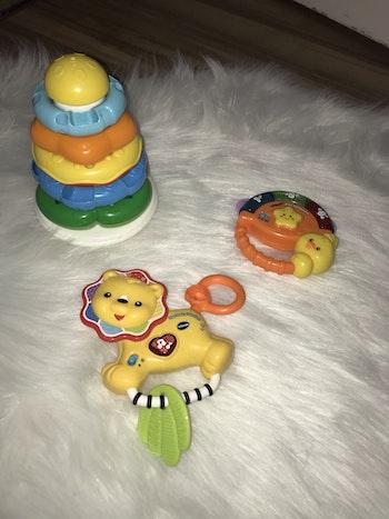 Lot jouets 1ier âge