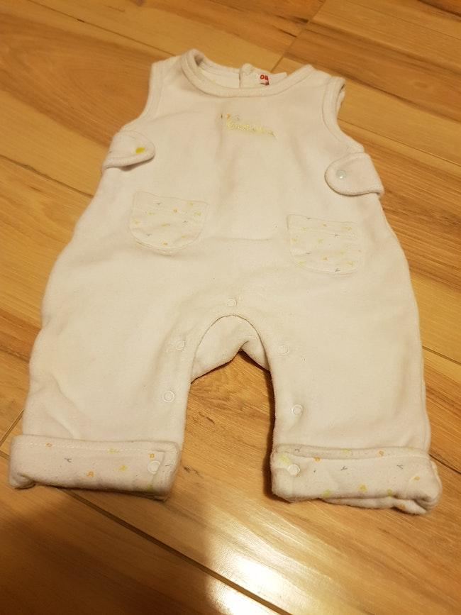 Salopette bébé taille 1 mois
