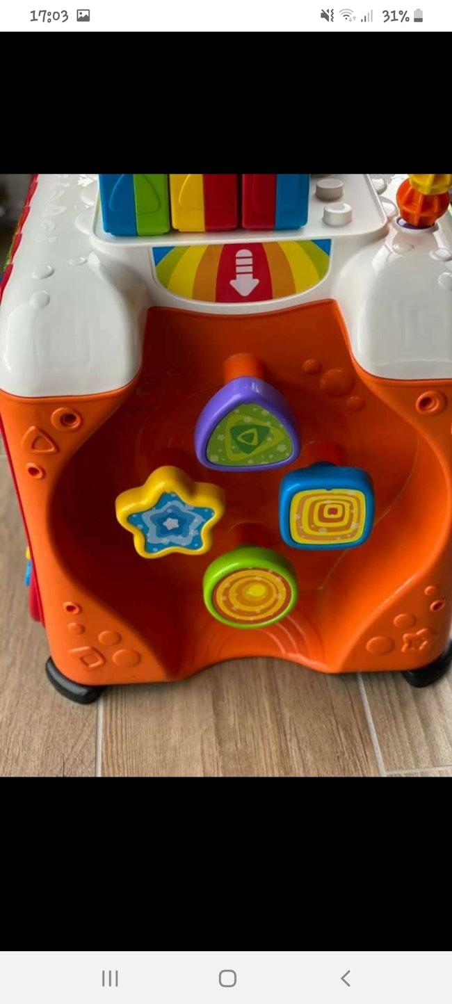 Maxi cube multi activité