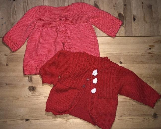 Gilet tricot
