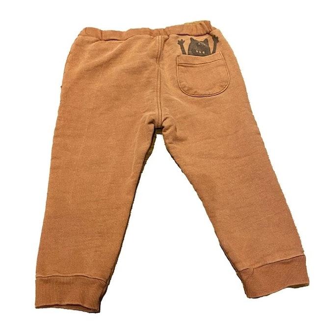 Pantalon orange 3 ans