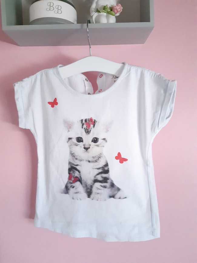 Tee-shirt 24 mois
