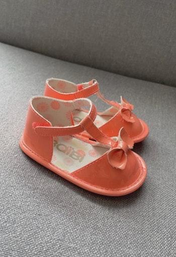 Chaussons sandales Obaïbi 6-12 mois