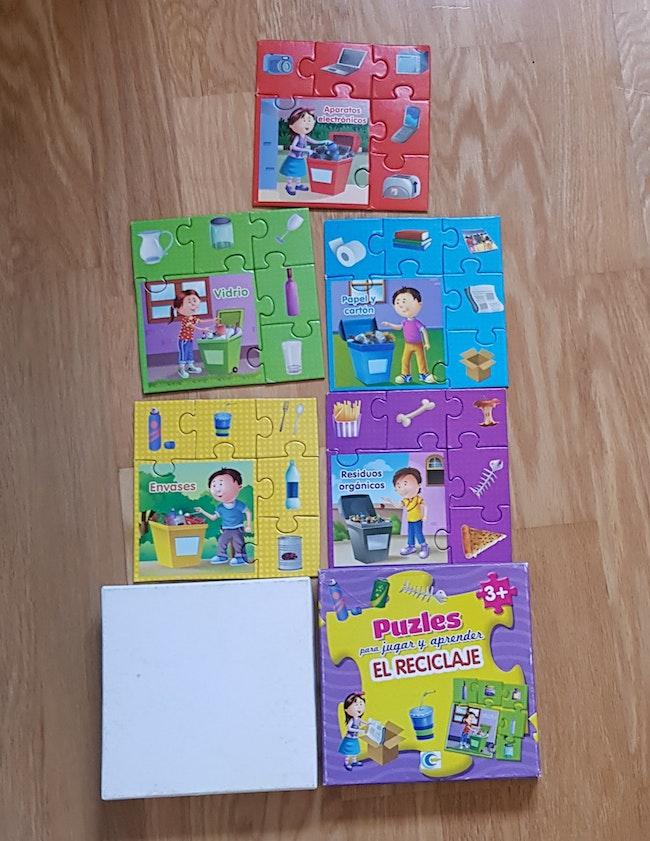 Puzzles en espagnol