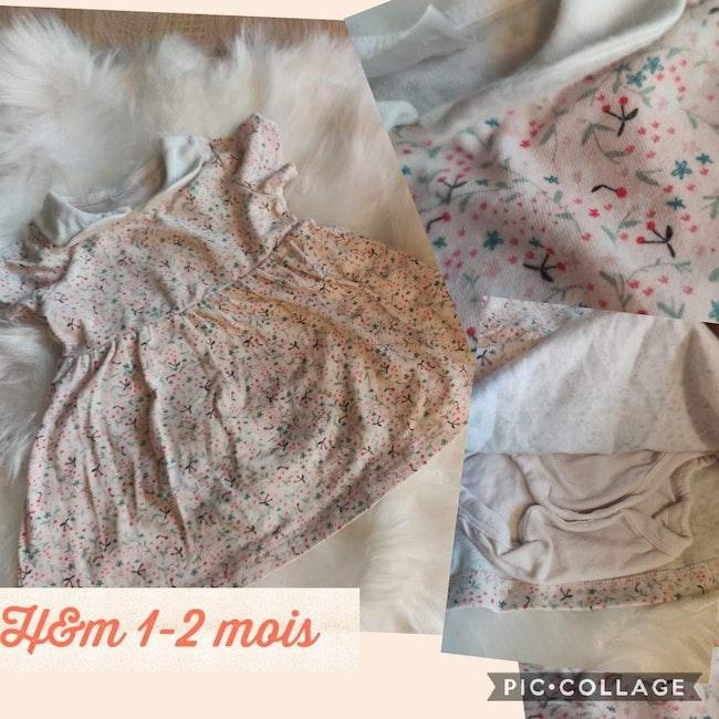 H&m robe body