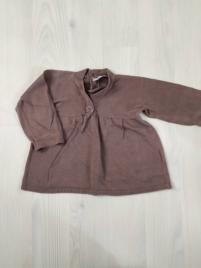 Pull fin taupe Kimbaloo 18m