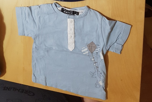 T-shirt cerf-volant