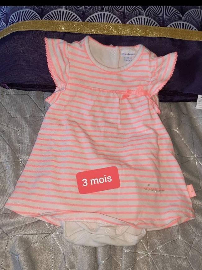 Robes 3 mois