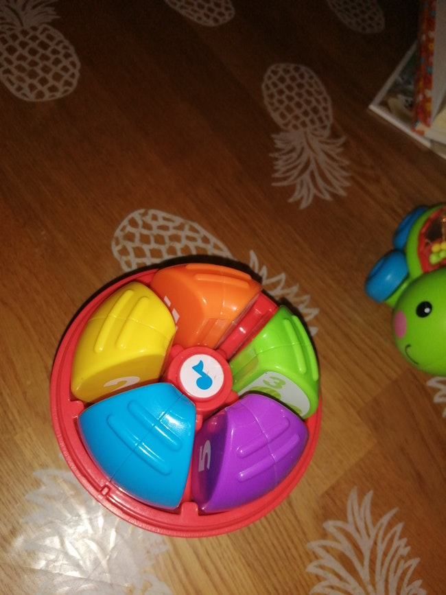 Pomme fisher price