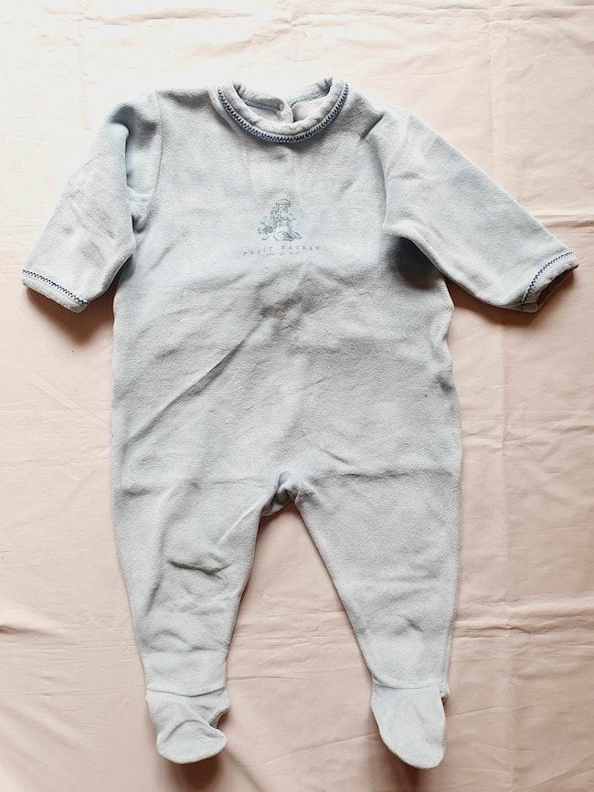 Pyjama bleu ciel