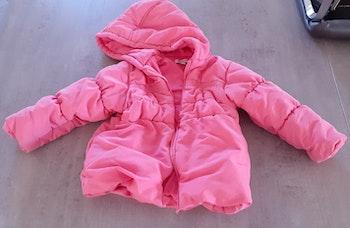 Manteau chaud 2ans en très bon état