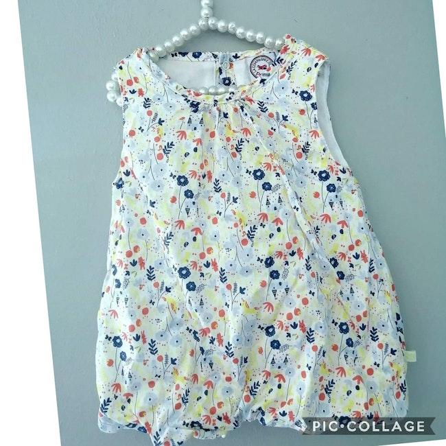 6 mois bébé fille robe lcdp la compagnie des petits