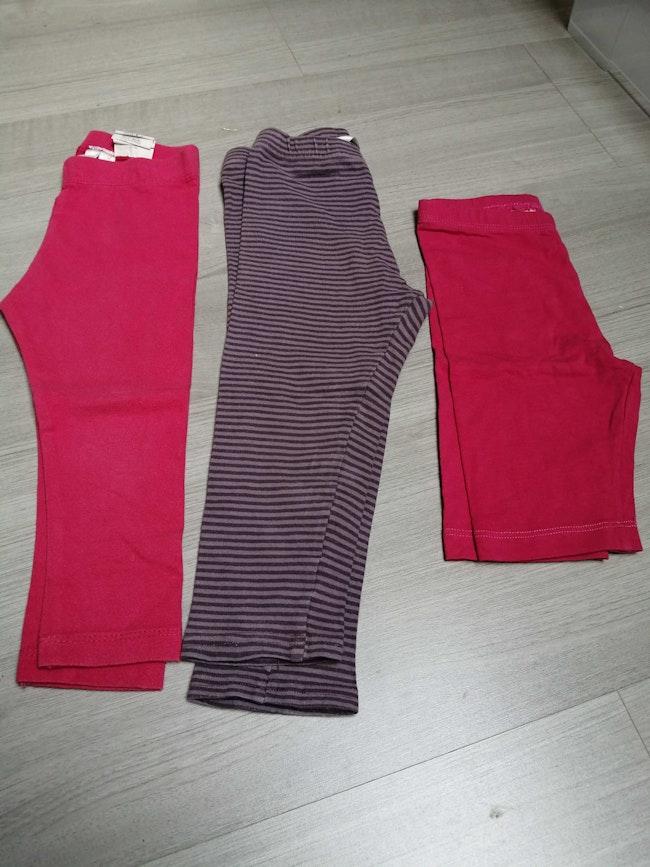 Lot de 3 leggings 24 mois