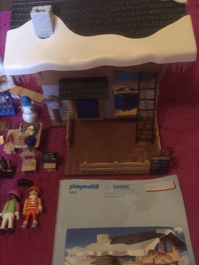 Chalet playmobil