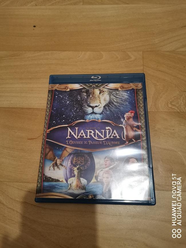 DVD NARNIA