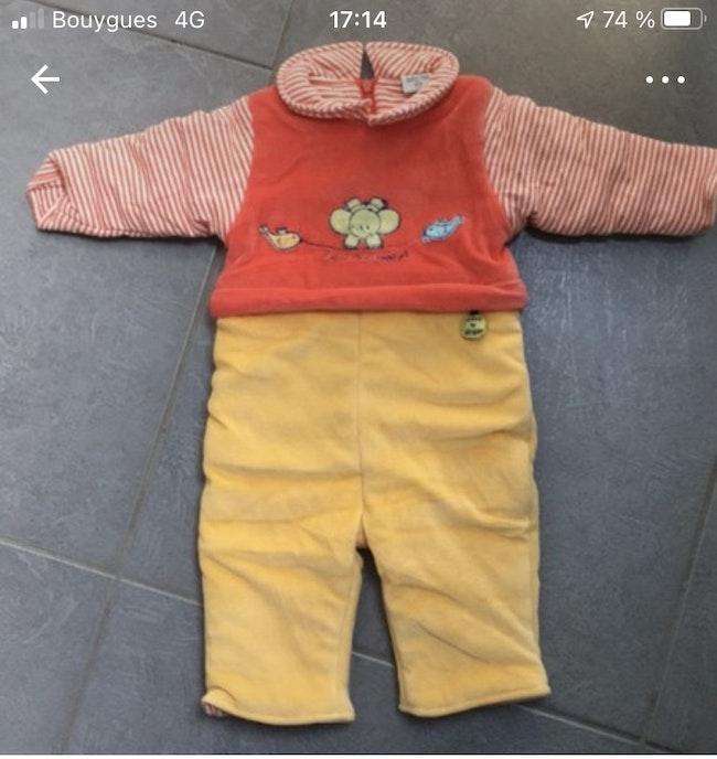 Lot de Pyjamas