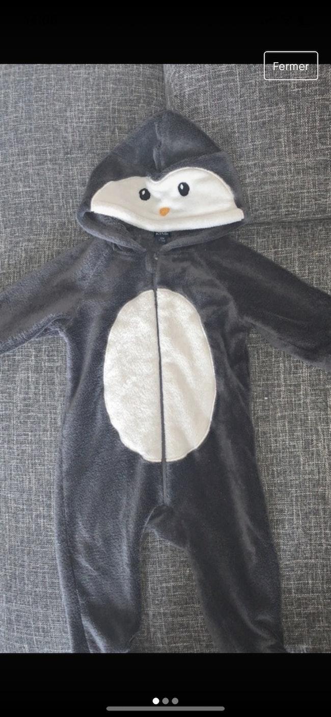 Sur pyjama 12 mois