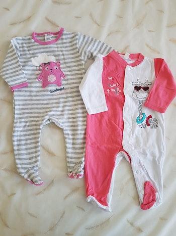 Lot Pyjama 3M