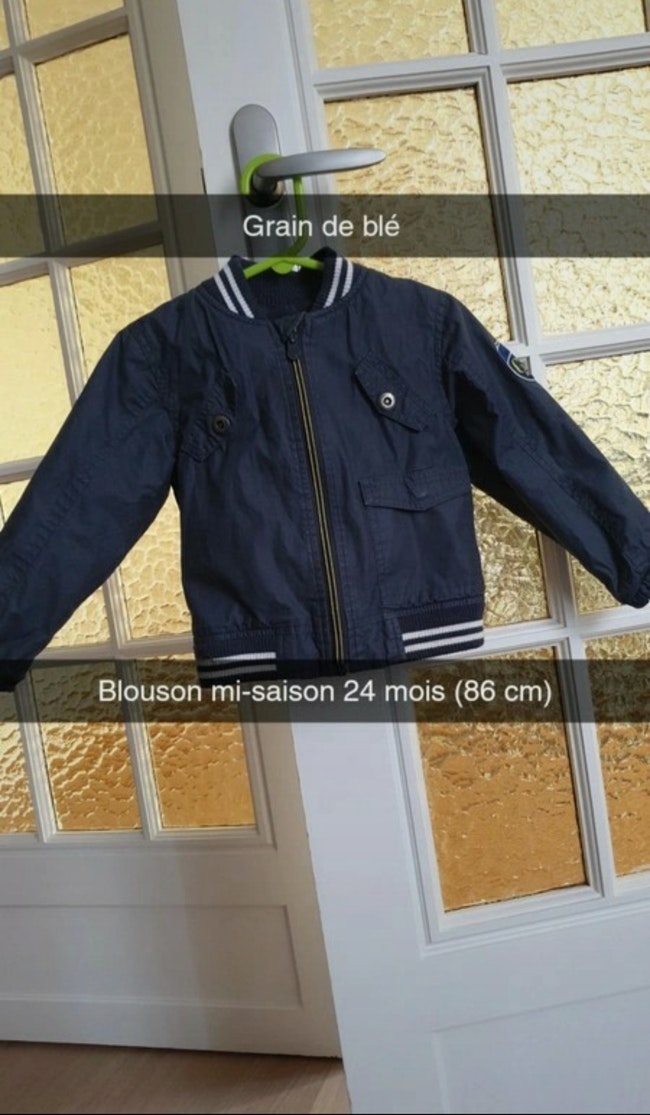 Manteau / blouson 24 mois