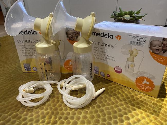 Accessoires tire lait Medela