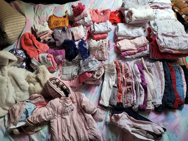 Vêtements  6 mois fille