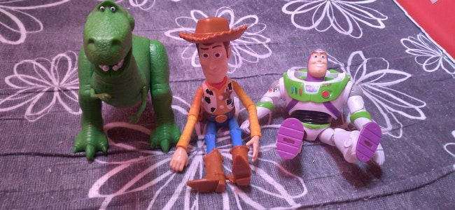 Lots jouets toys story