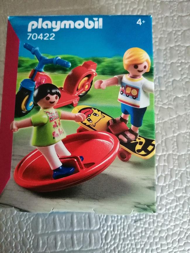 Playmobil jeux enfant