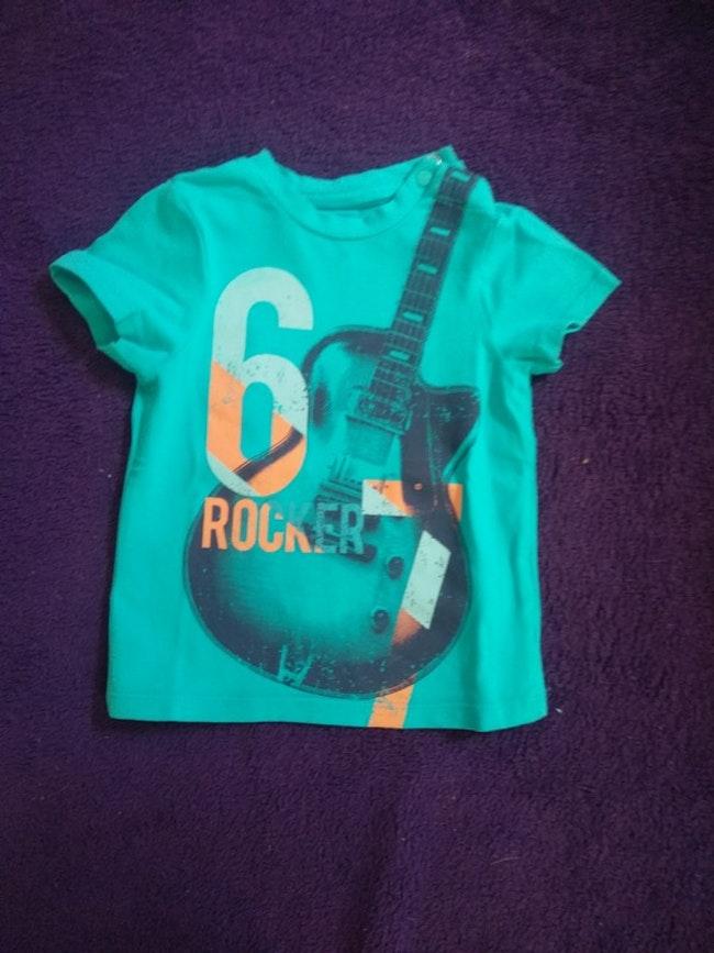 Tee shirt rocker taille 6 mois