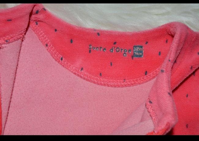 Pyjama Sucre d'orge
