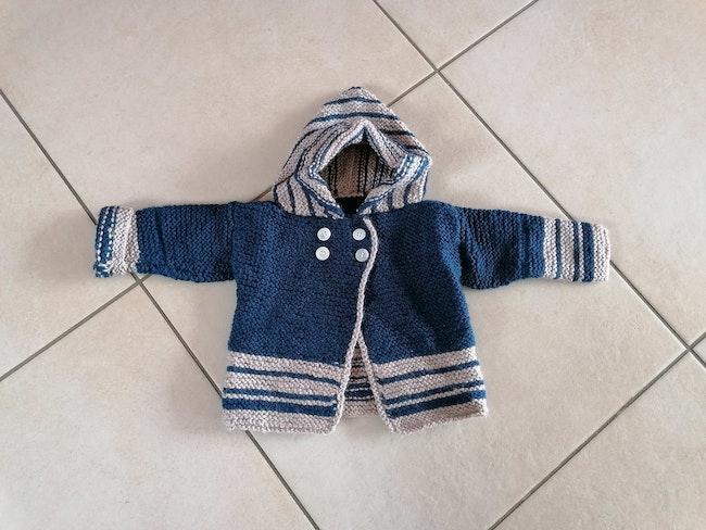 Manteau 3 mois